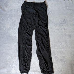 Lululemon studio black long pants 4
